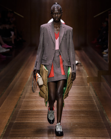 Burberry Autumn Winter 2019 Collection Look 31