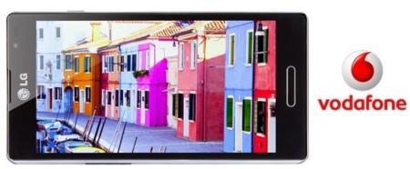 Precios LG Optimus L9 II con Vodafone