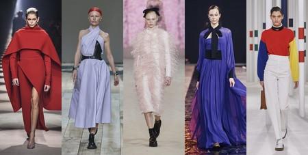 Lo mejor de la Paris Fashion Week Otoño-Invierno 2020/2021: desde el blanco y negro de Chanel hasta la feminidad de Dior pasando por el rock&roll de Celine