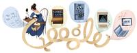 Google rinde homenaje a Ada Lovelace primera programadora de computadoras