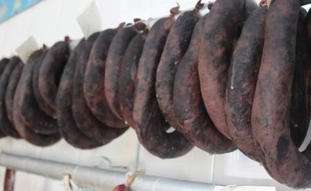 Morcillas De Higado De La Carniceria Fuentes Conil De La Frontera