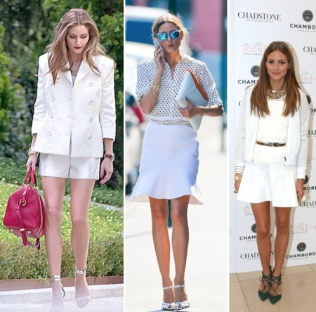 olivia palermo 2013 color blanco