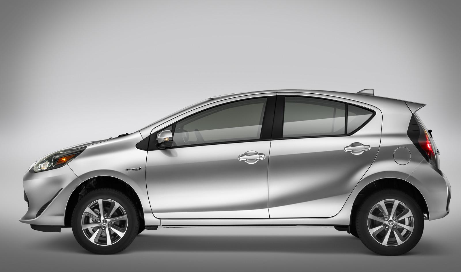 Foto de Toyota Prius C (3/7)
