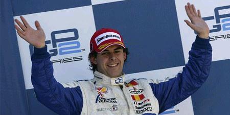 Vallés será probador de Spyker F1