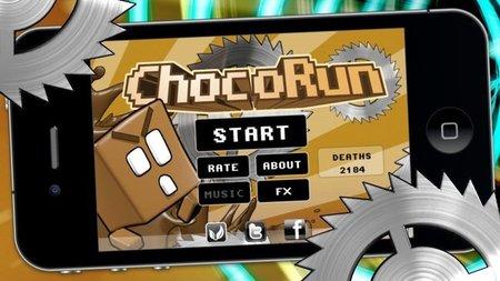 'ChocoRun', el 'Super Meat Boy' más goloso y español para iOS