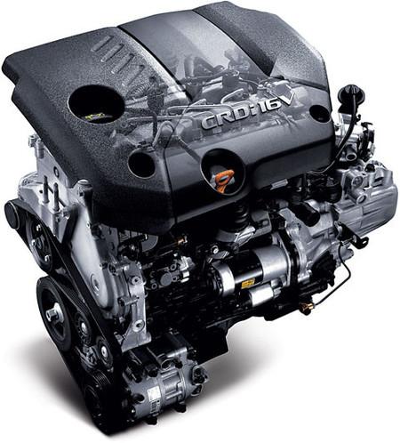 Motor U2 Hyundai