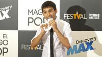 'El Mago Pop' encandila con ilusión e ilusionismo | FesTVal 2013