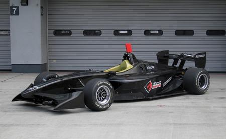 Detalles técnicos del Swift FN09 que se usará en 2013 por última vez en la Super Fórmula
