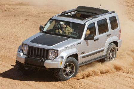 Jeep Liberty Liberator II