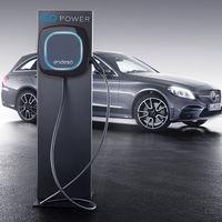 Mercedes-Benz ofrecerá la instalación de puntos de carga doméstica de Endesa al comprar sus híbridos enchufables