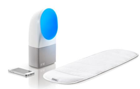 Withings Aura, el gadget que te ayuda a dormir (y despertar) mejor