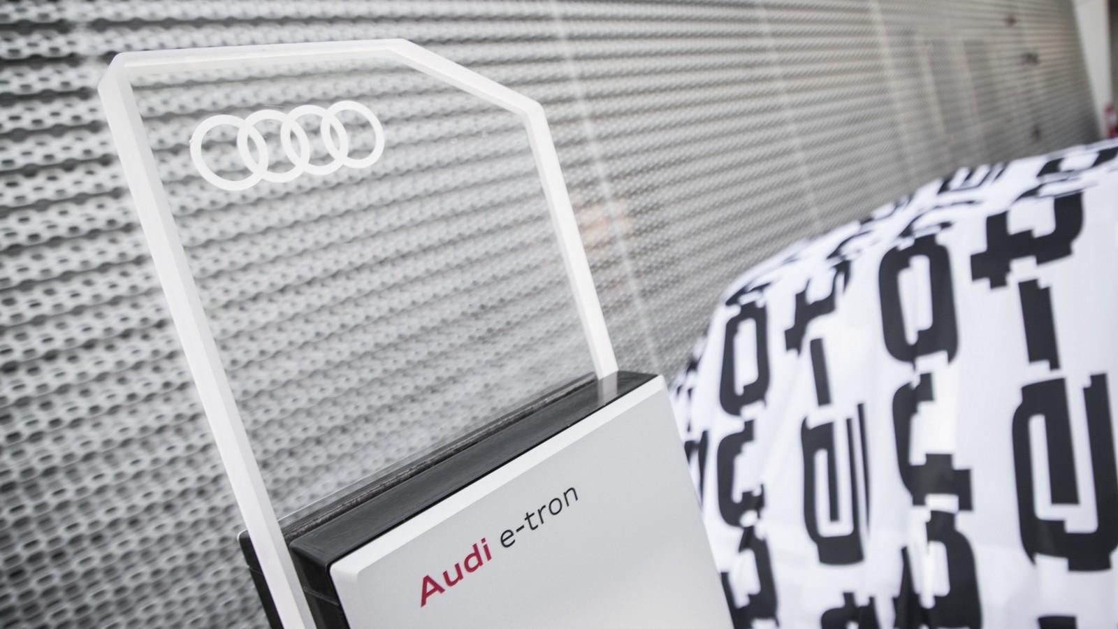 Foto de Audi e-tron prototype (9/21)