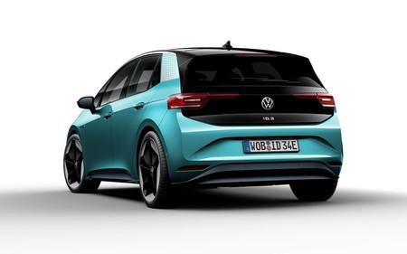 Volkswagen ID.3 plataforma MEB