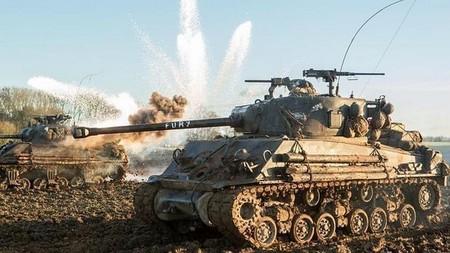 Corazones Acero Sherman M4