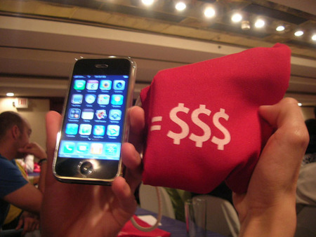 iPhone = dinero