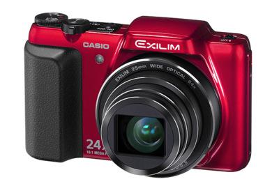 Casio renueva su compacta super-zoom con la Exilim EX-H50