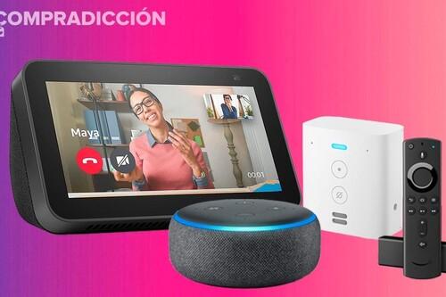 Rebajas de verano en dispositivos Amazon: Kindle, Echo y Fire TV Stick en oferta