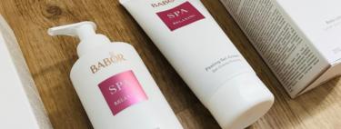 Estos dos productos de Babor son mis favoritos para ducharme por la noche: relajan el cuerpo y me ayudan a dormir profundamente