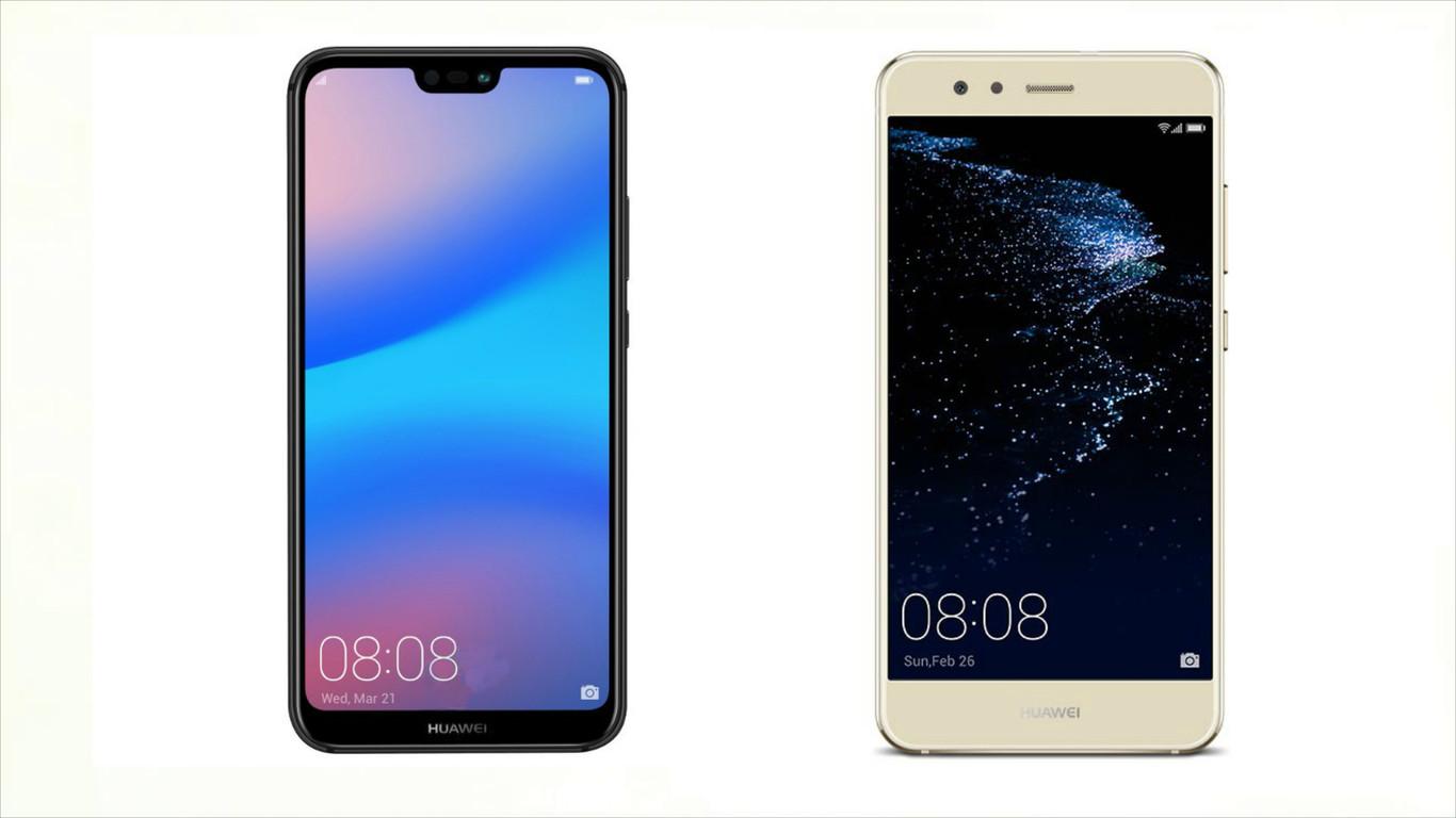 b4d26e8562e Huawei P10 Lite vs Huawei P20 Lite