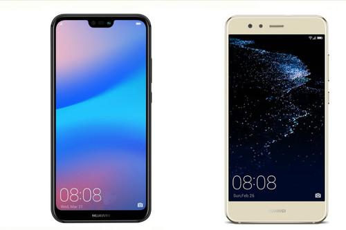 Del Huawei P10 Lite al Huawei P20 Lite: esto es todo lo que ha cambiado