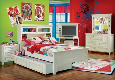 Ideas para decorar el dormitorio de una adolescente