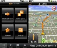 Navigon MobileNavigator para Android, lo probamos y lo analizamos en vídeo