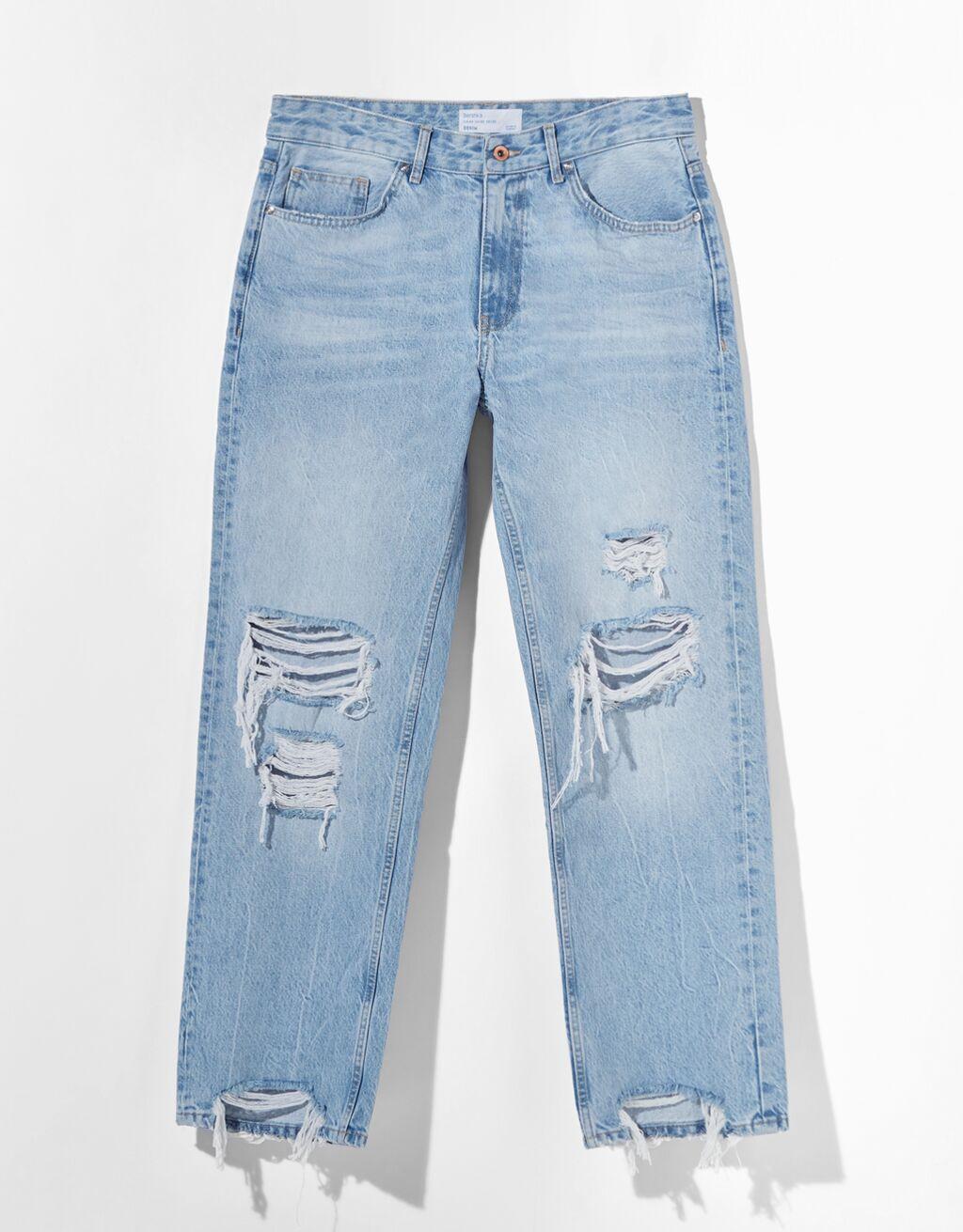 Jean's 90's Rotos en las rodillas