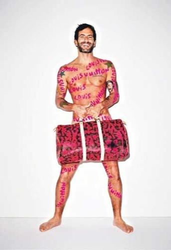 Marc Jacobs hace el ganso desnudándose para Terry Richardson