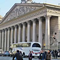 Buenos Aires y el tour papal