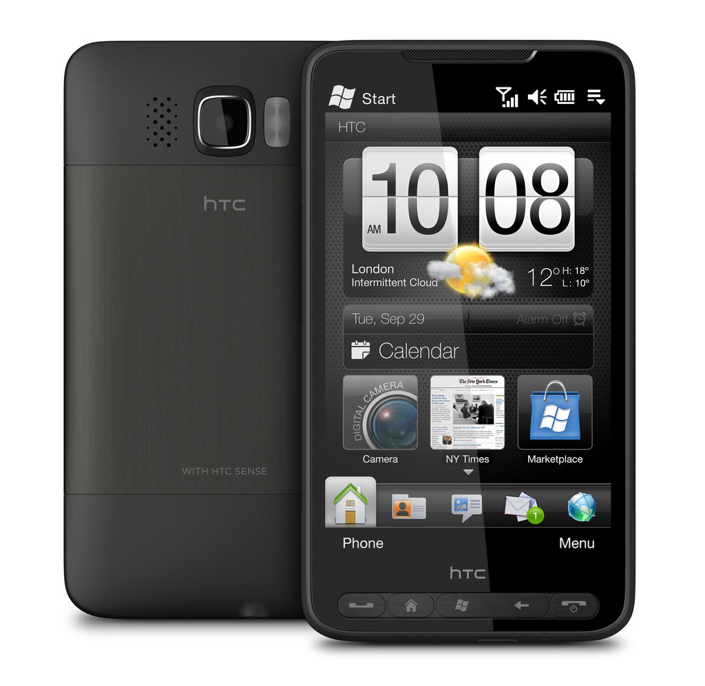 Foto de HTC HD2, imágenes oficiales (1/6)