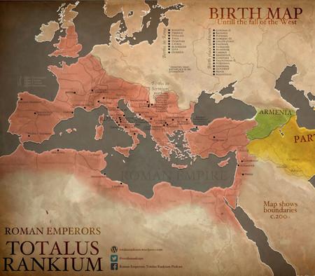 Mapa Nacimientos