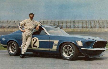 Una maravilla en eBay: 1969 Shelby Trans Am Mustang Boss 302