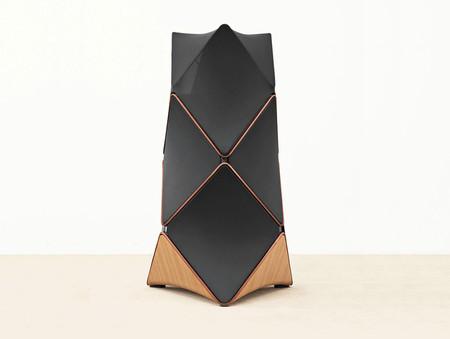 Bang & Olufsen rediseña el BeoLab 90, su exclusivo altavoz, que ahora está disponible en color bronce