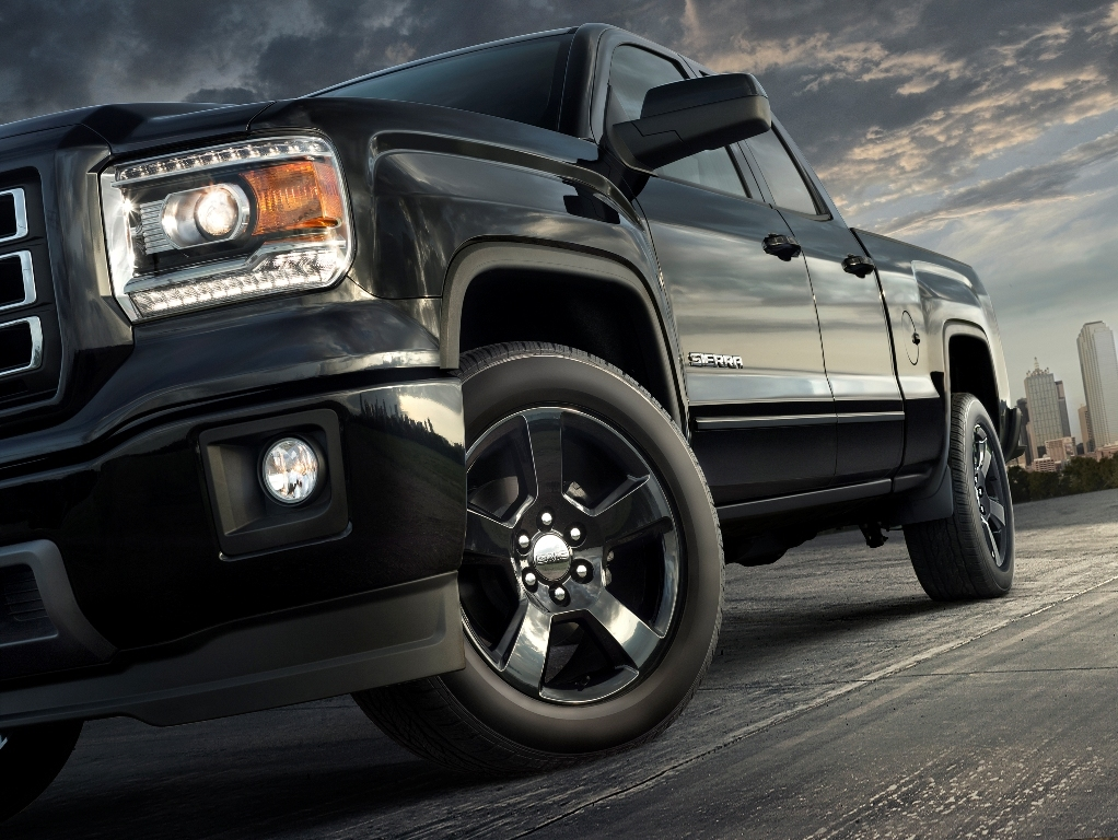 Foto de GMC Sierra Elevation Edition 2015 (3/4)