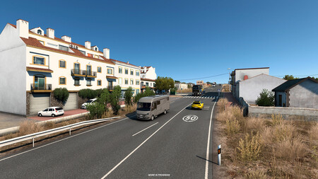 La zona norte de Madrid y de Portugal a Sevilla: así son las carreteras que llegarán a Euro Truck Simulator 2 gratis