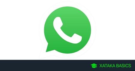 Cómo mantener los chats archivados en WhatsApp