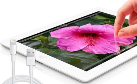 Lightning también quiere estar presente en el nuevo iPad