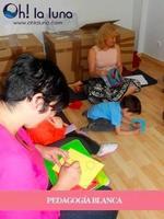 """""""Verano, tiempo para jugar y aprender"""", un taller de Pedagogía Blanca"""
