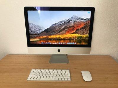 Apple iMac de 21,5 pulgadas, con procesador Core i5, ahora con 306 euros de descuento y envío gratis