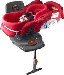Aprica Euro Turn: la Ferrari de las sillas de coche para bebés
