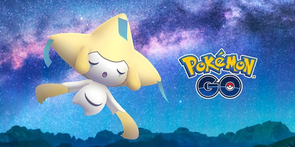 El Pokémon legendario Jirachi ya está disponible en Pokémon GO por medio de una investigación especial....