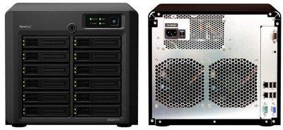 Synology DiskStation DS2411+, un NAS con 36 TB de espacio para tus datos