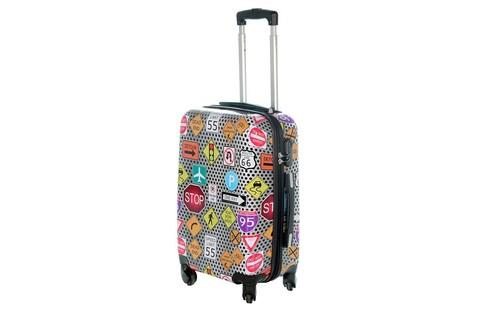 7 trolley que puedes utilizar como equipaje de mano por menos de 50 euros