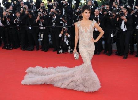 Eva Longoria Festival de Cine de Cannes 2012