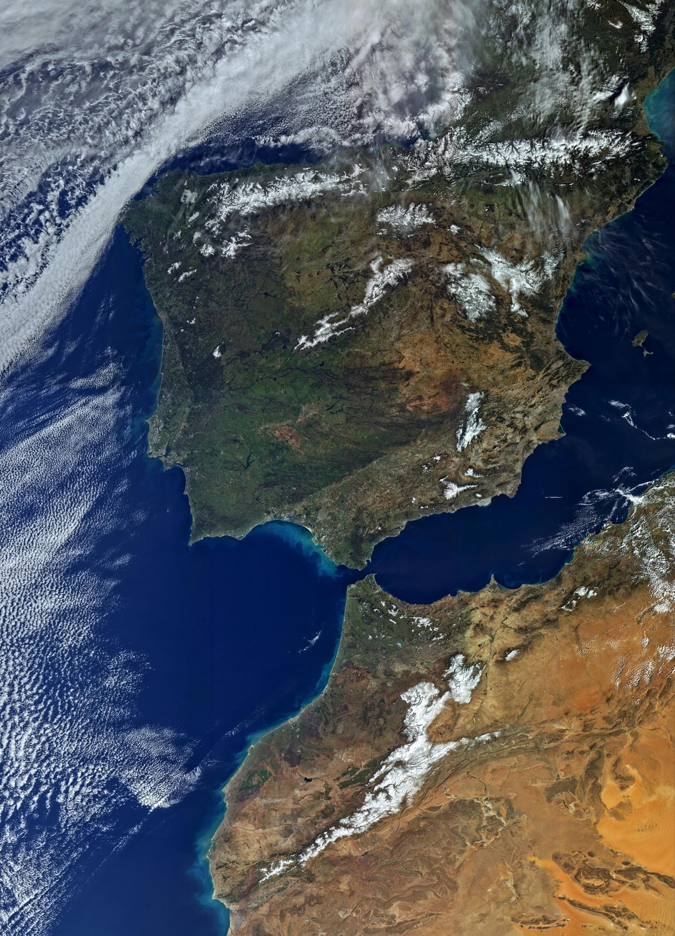 El satélite Sentinel-3A ya ha mandado a casa