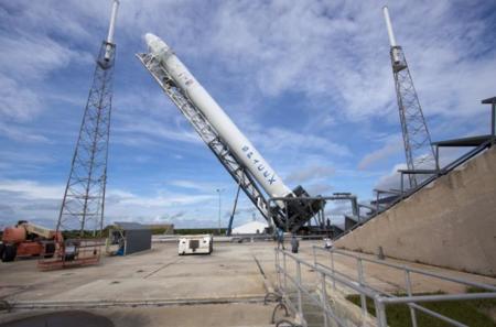 Lo más importante del lanzamiento del SpaceX Falcon 9 no es el satélite meteorológico