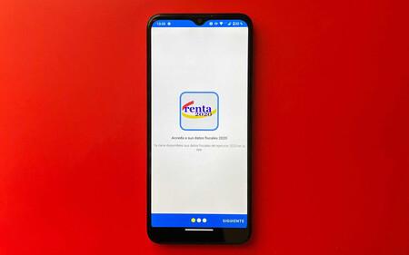 Renta 2020: cómo consultar los datos fiscales desde tu móvil Android