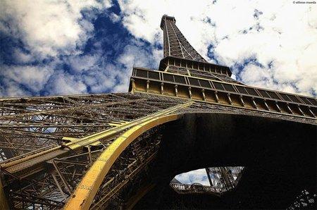 La Torre Eiffel, el edificio más fotografiado del mundo