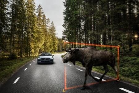 Volvo S90 Conduccion Autonoma