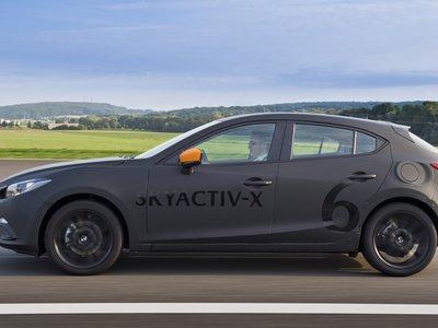 Mazda se abre camino con un nuevo motor de gasolina que quiere competir con los eléctricos: el Skyactiv-3